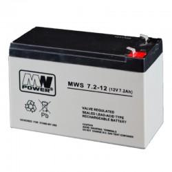 Akumuliatorius MWPower MWS...