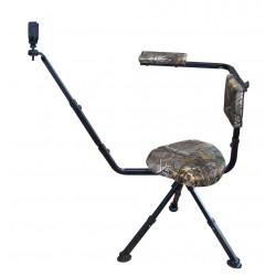 Kėdė šaudymui  besisukanti...